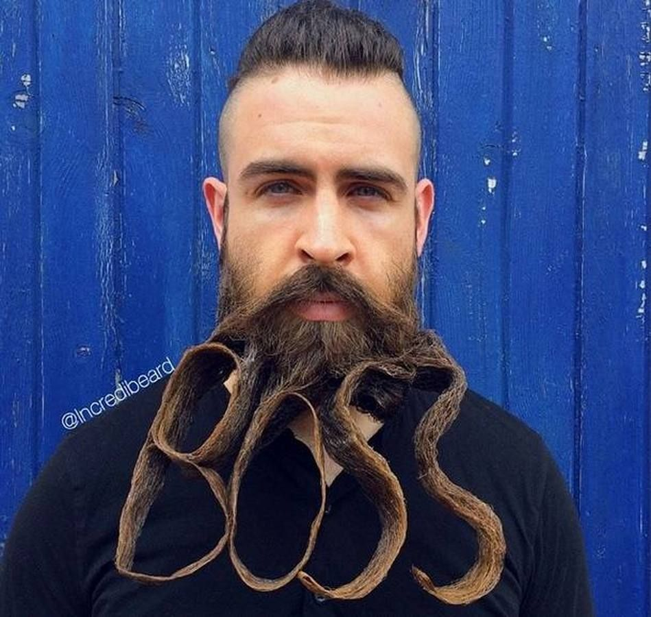 funny beard moustache boss by incredibeard