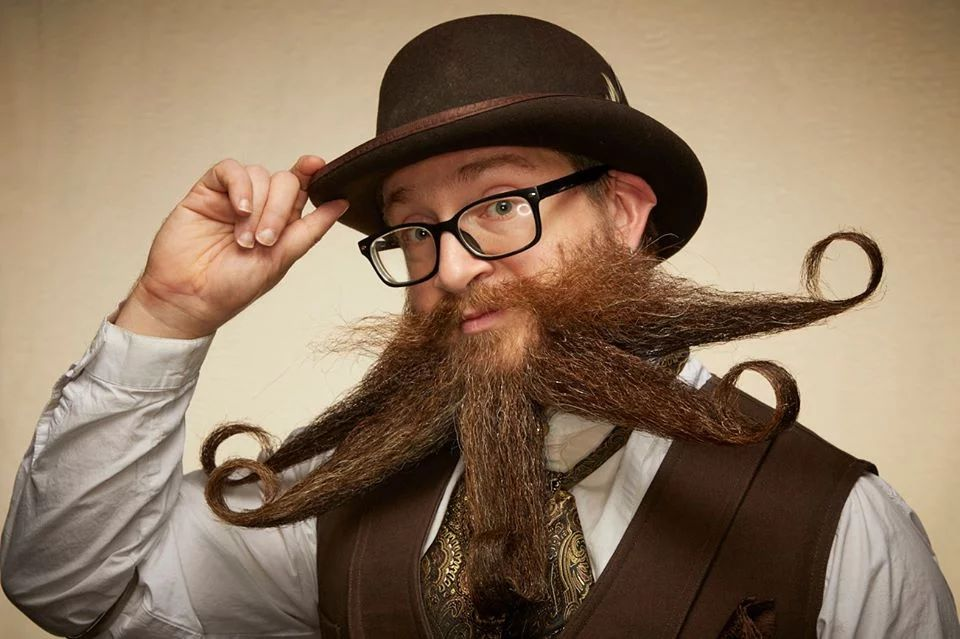 funny beard moustache 5star