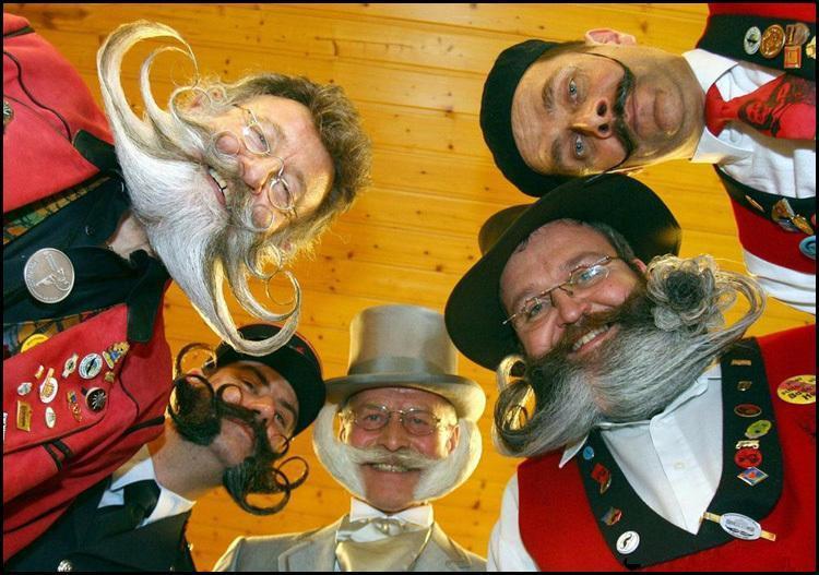 beard secret group