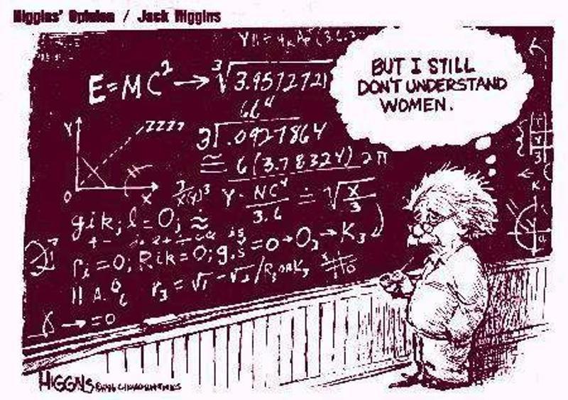 funny cartoon but i still dont understand woman