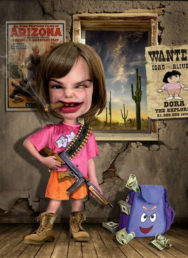 Dora-the-explorer-on-steroids