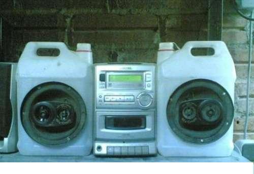 missing sound box