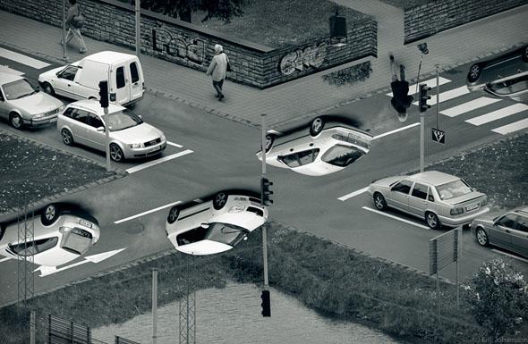 Optical Illusion Images Gif Funny (15)