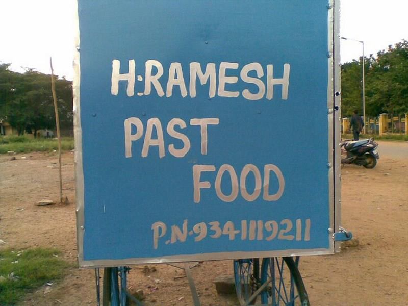 past food