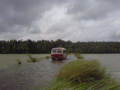 the water bus in kerala
