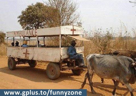 village ambulance
