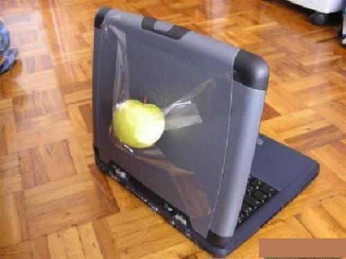apple computer funny photos