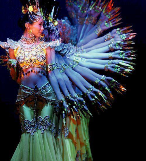 thailand dance beautiful pictures