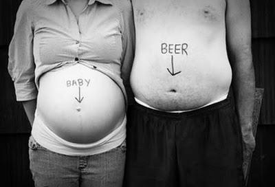 beer makes your pregnant