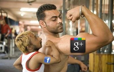 funny comparison bodybuilder