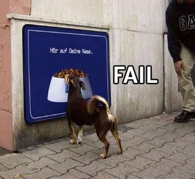 fail dogfood