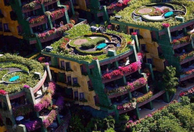 excellent gardening apartments