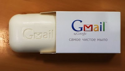 funny picture soap for gmail