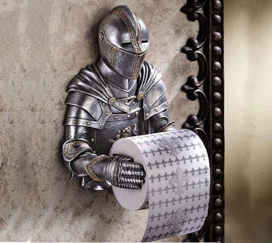 Knight Tissue holder