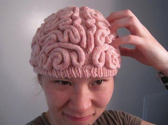 my brain is outside
