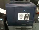 my printer is Bob marley