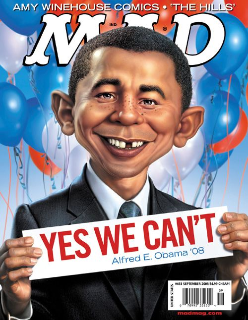 obama%20funny%20(10) 25 Most Funniest Obama Caricatures and Photo manipulations