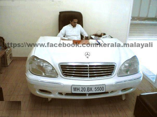 reception of car dealer showroom