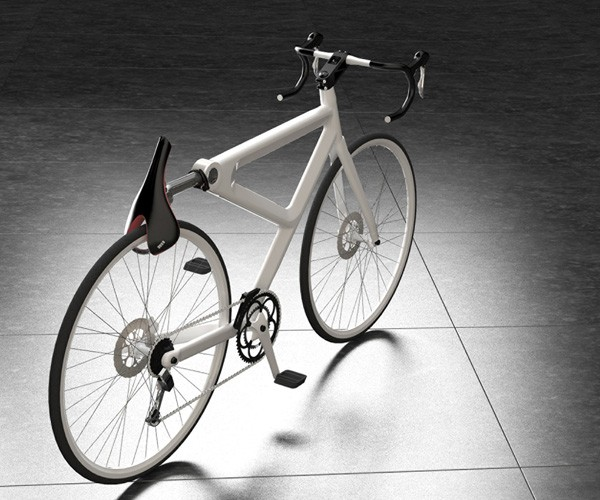 creative bike design photography