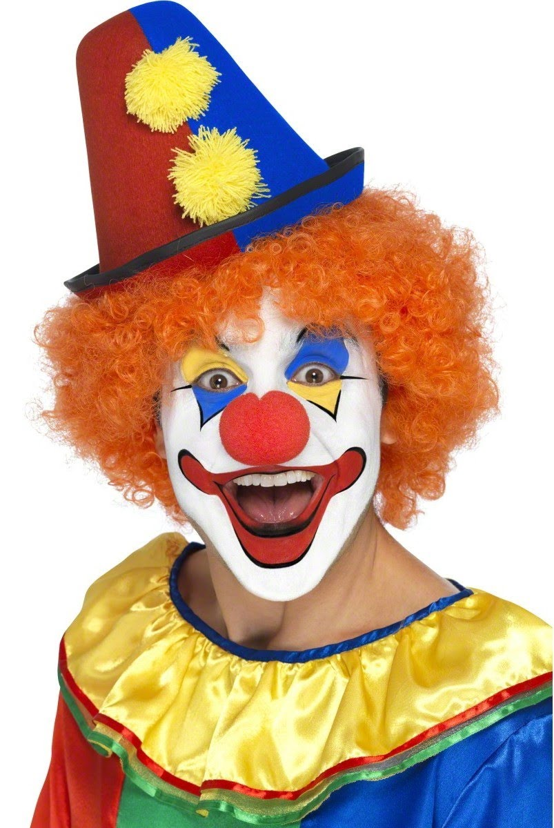 funny clown picture