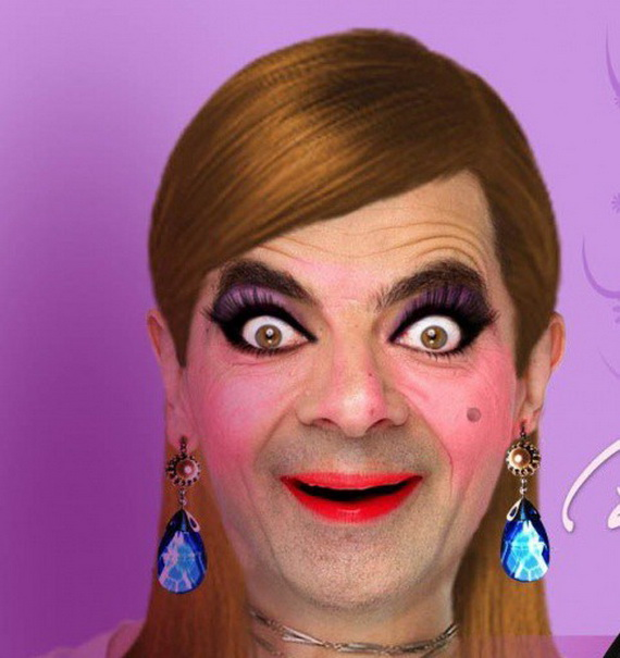 1 funny makeup picture