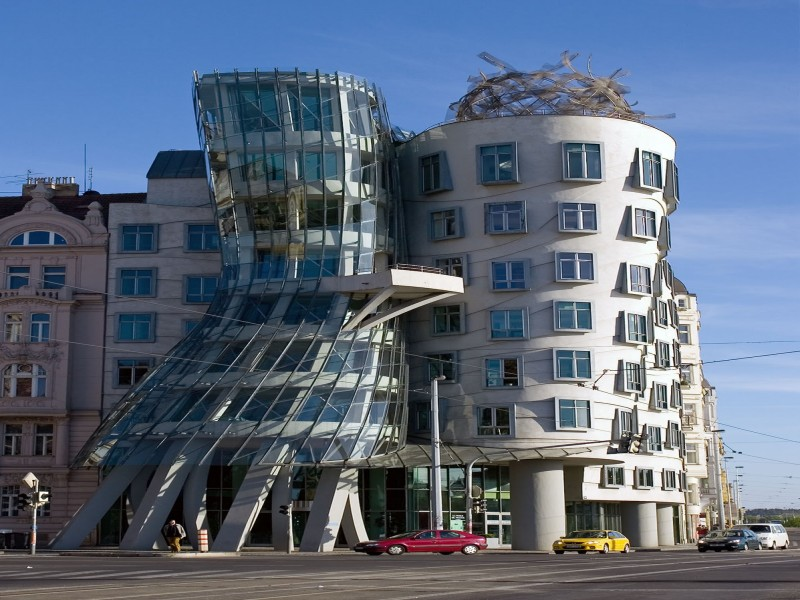 dancing building modern architectural wonders