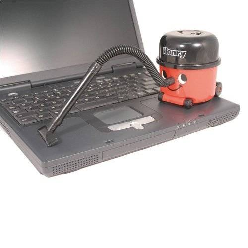 funny laptop cleaner gadget