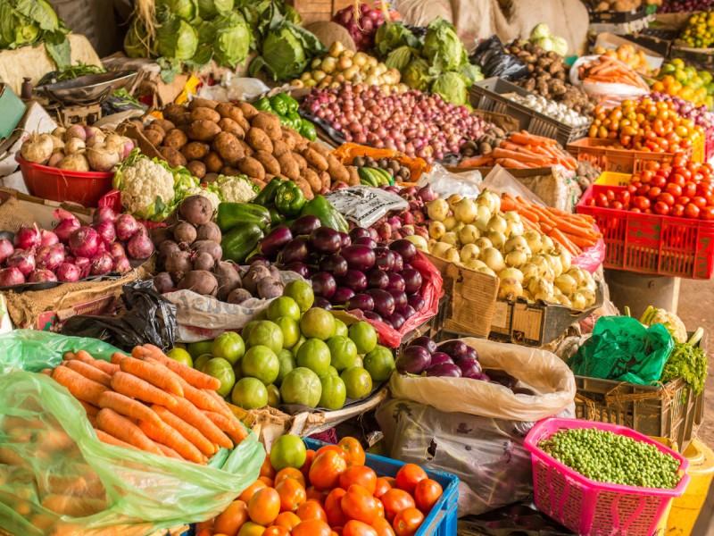 vegetable and fruits market kenya