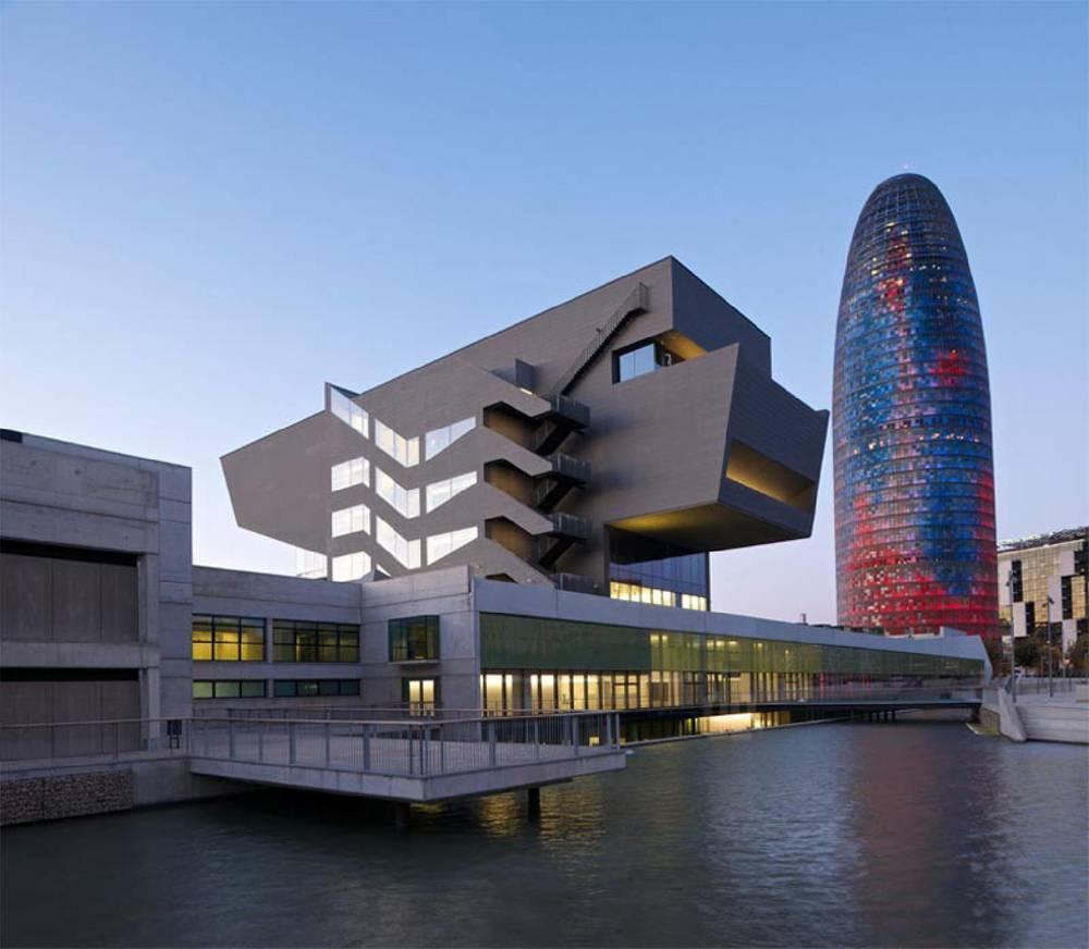 dhub design museum barcelona architecture photography