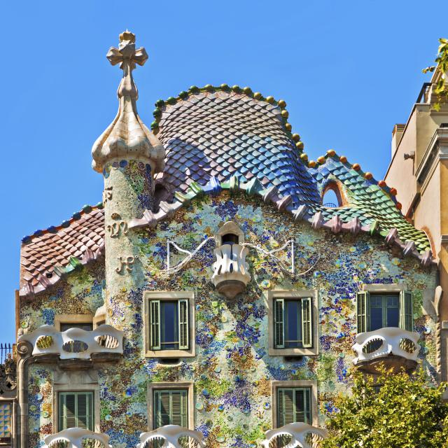 barcelona architecture photography