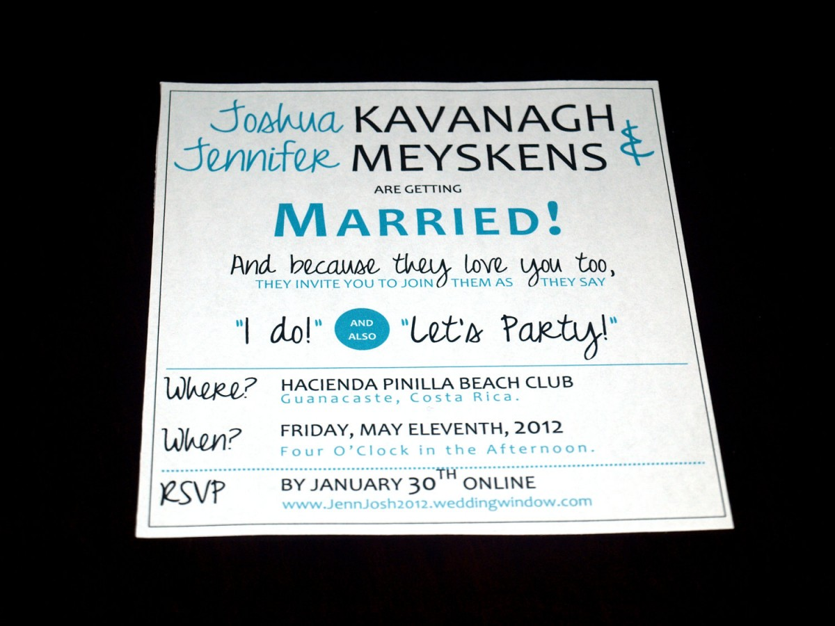funny wedding invitation cards