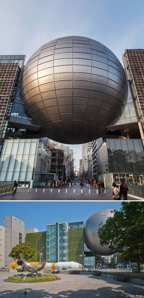 nagoya science museum japan modern architectural wonders