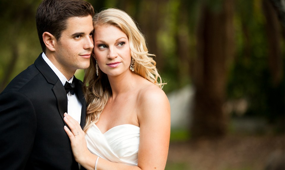 simple wedding photography