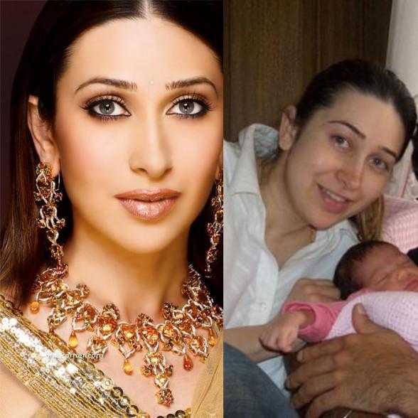 karishma celebrities without makeup