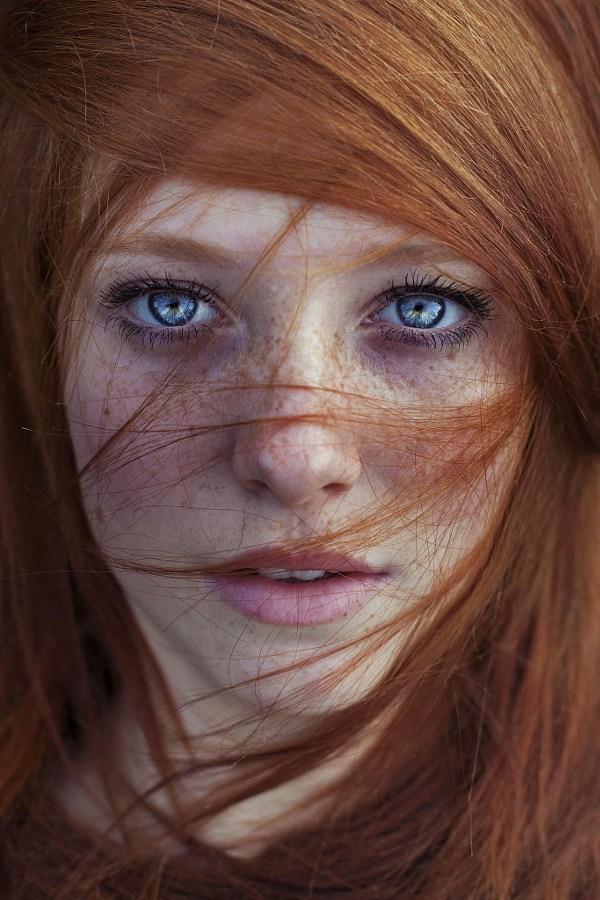 women portrait photography