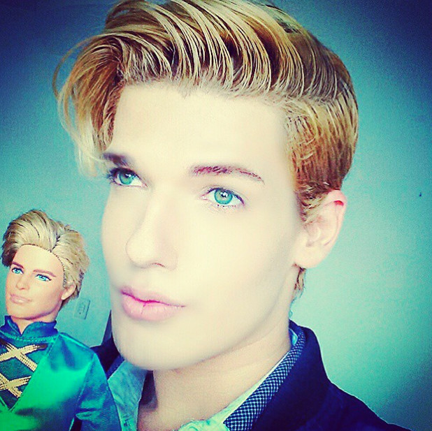 celso santebanes real life barbies and kens