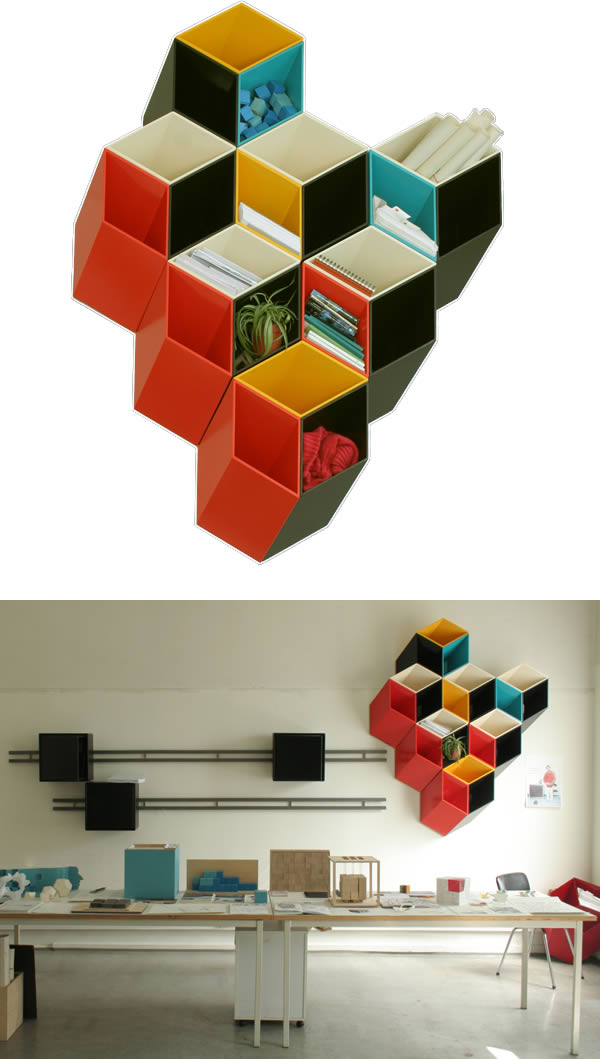 optical illusion storage