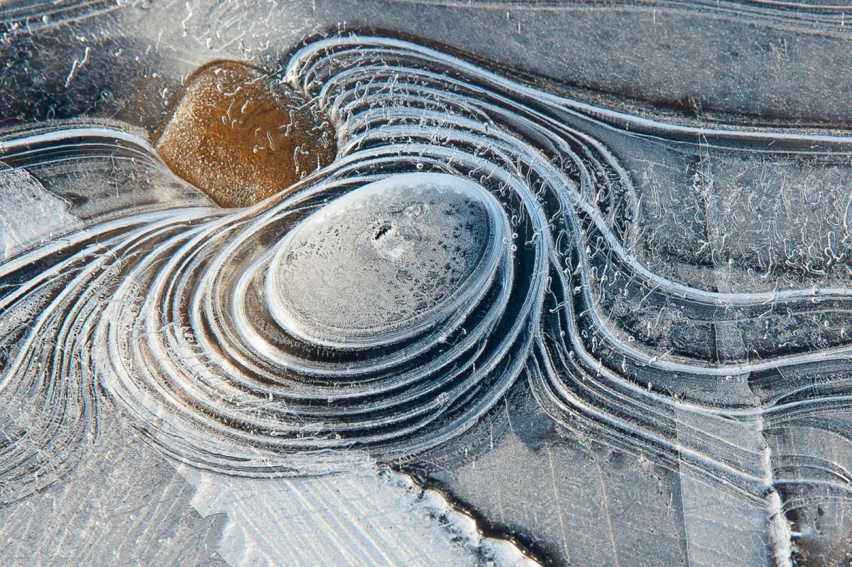 beautiful ice formation ice structure piet haaksma