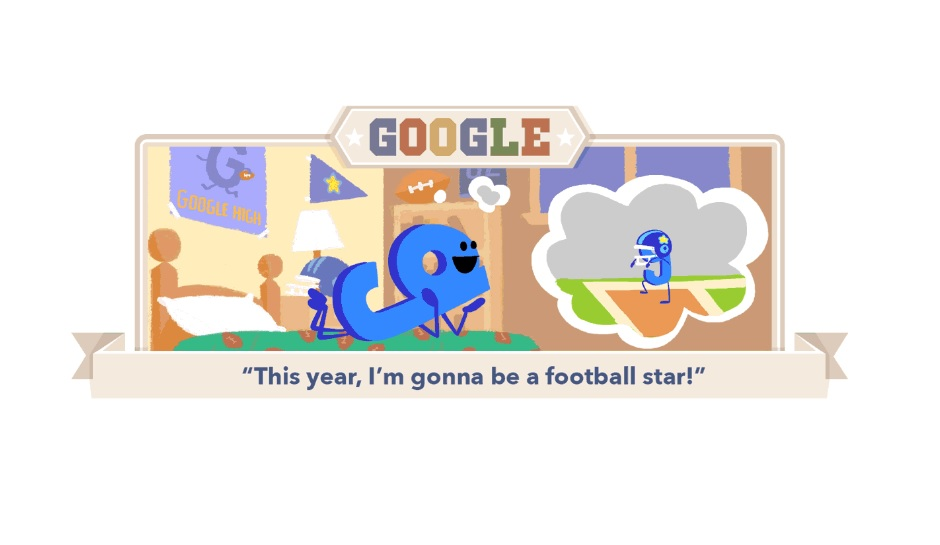 gameday funny google doodles