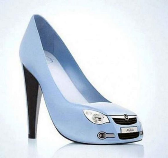 car design funny shoe pictures