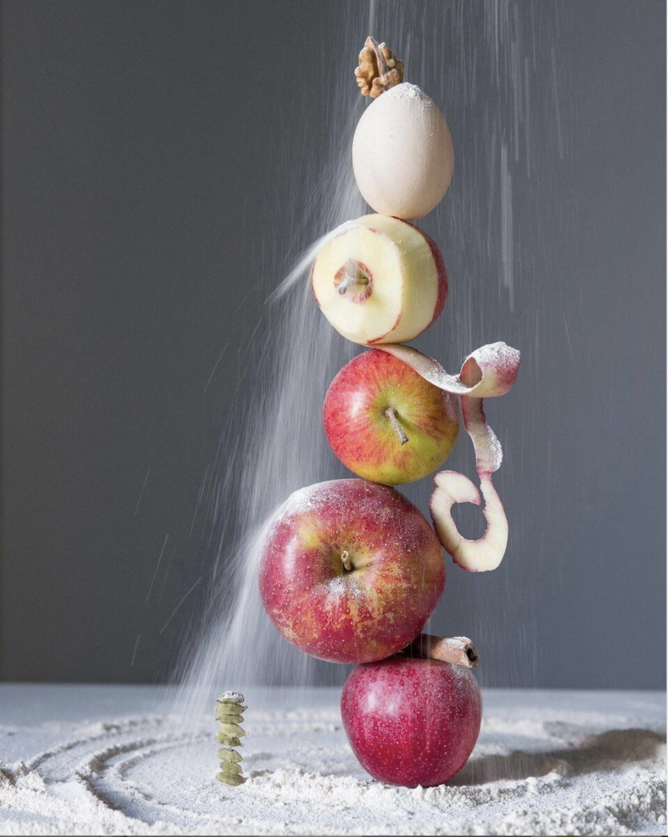still life photography apple chang ki chung