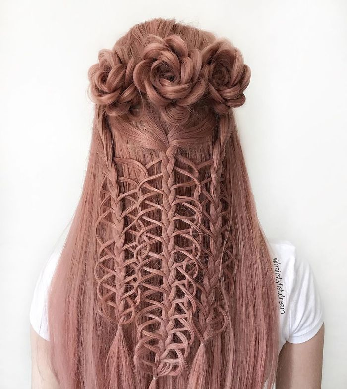 excellent hair style design milena
