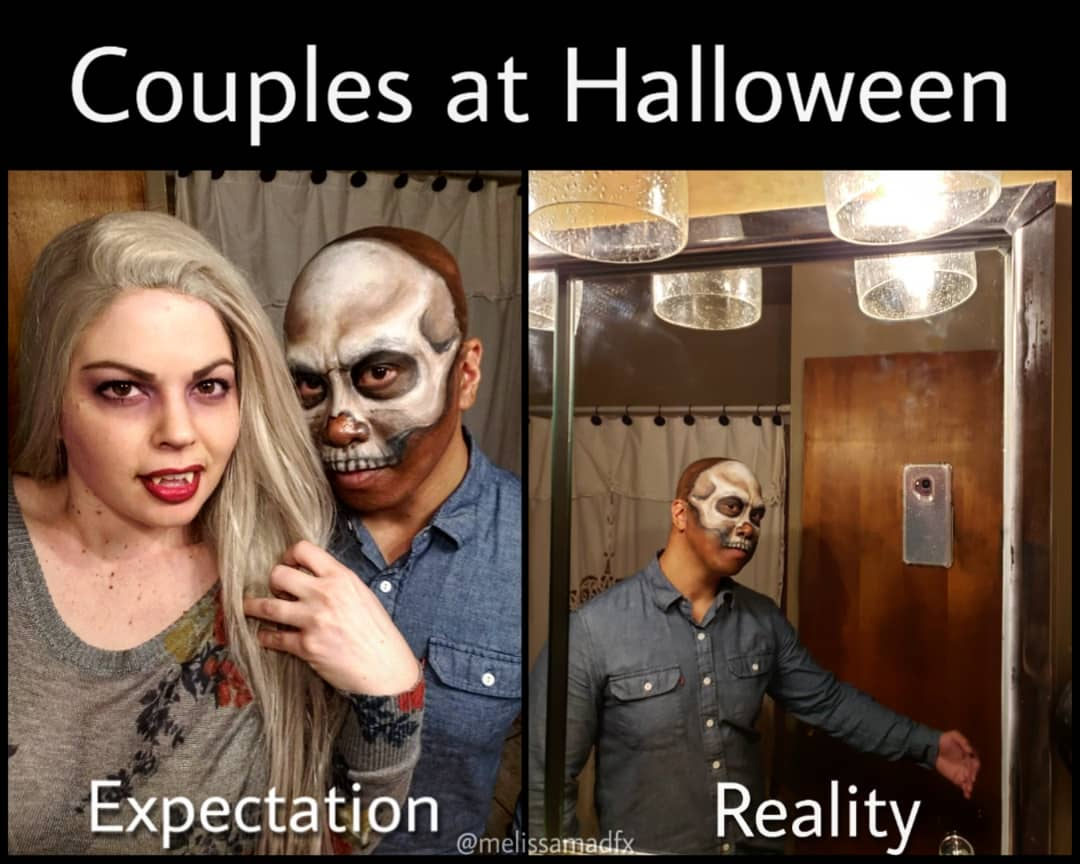 funny husband wife meme image