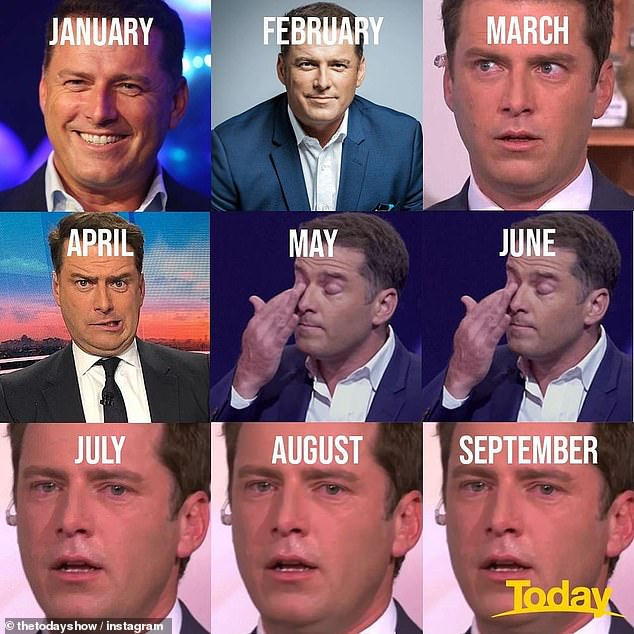 funny celebrity memes karl stefanovic