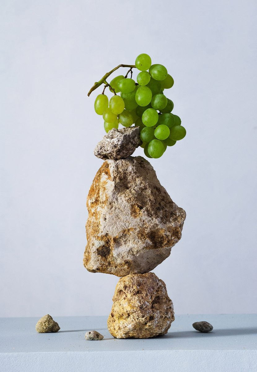 still life photography grapes chang ki chung