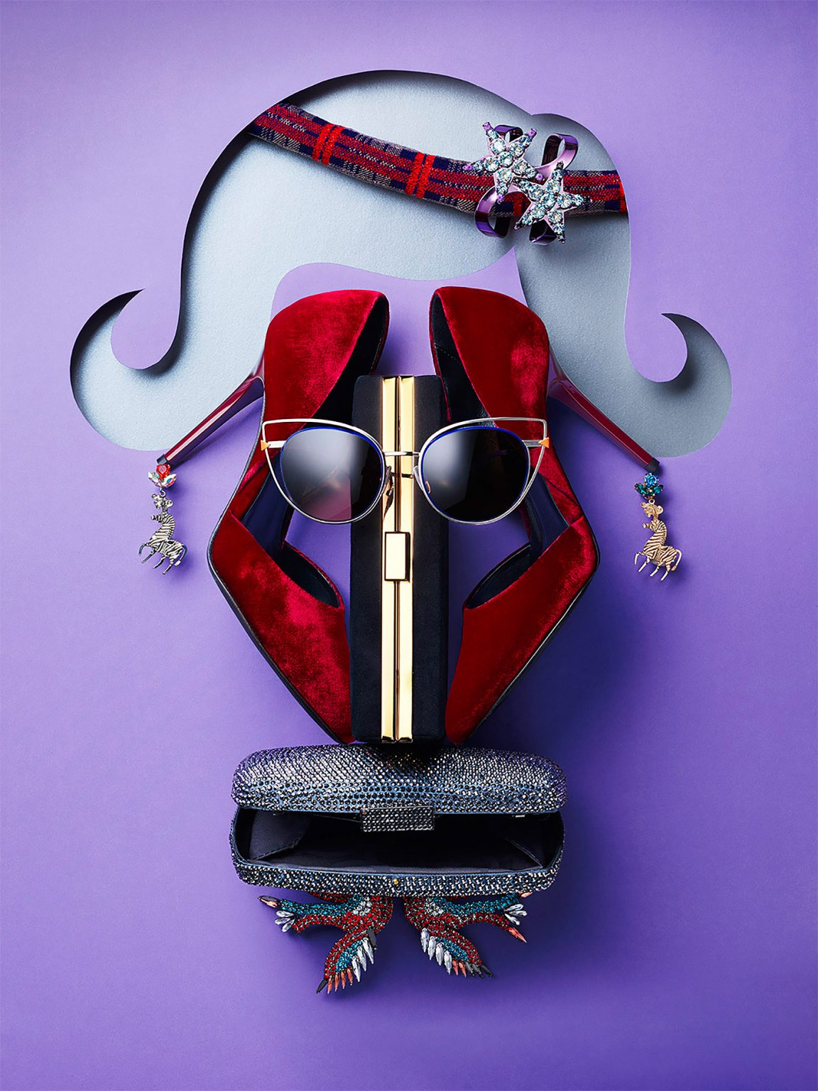 still life advertising photography women accesories chris turner