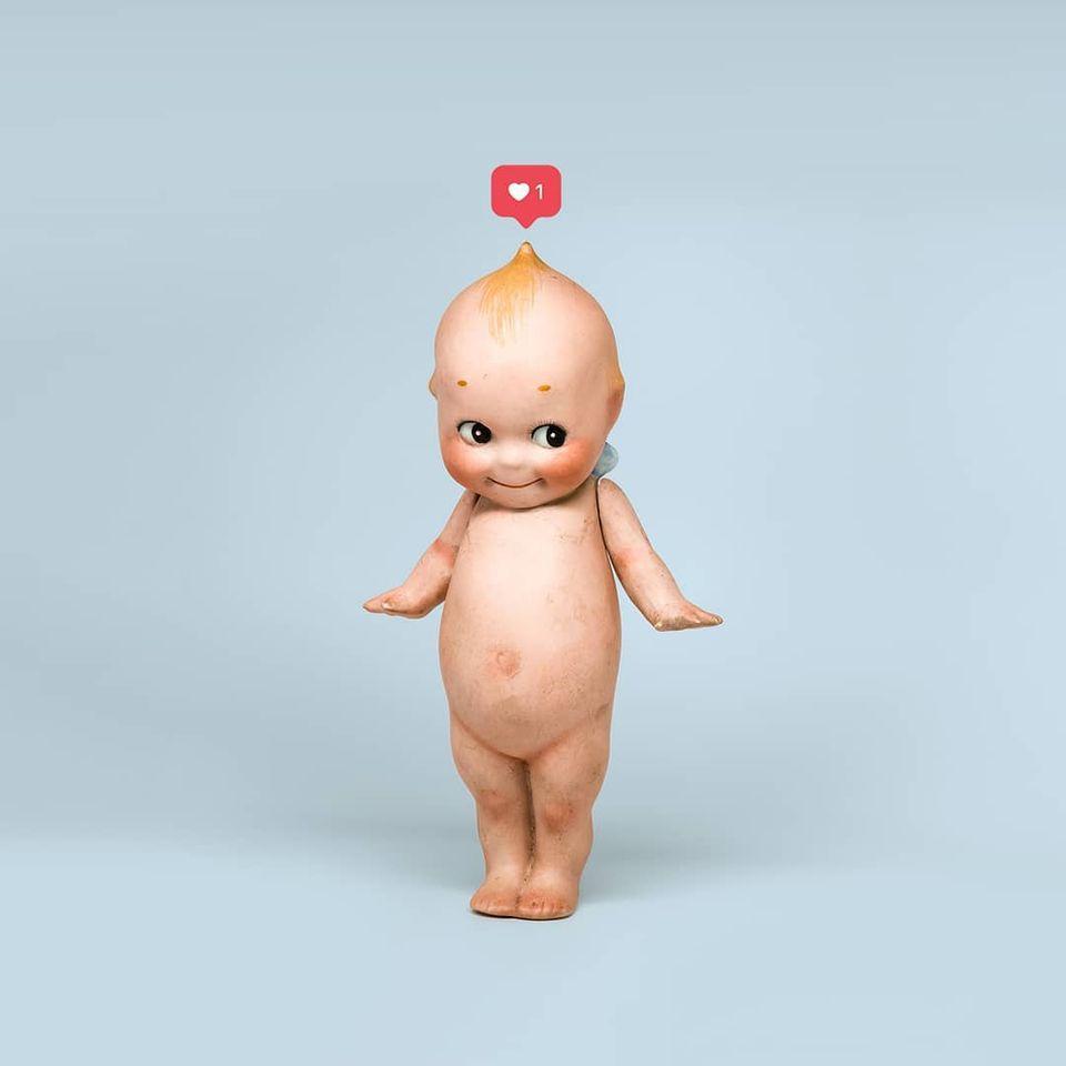 funny photoshopped baby mohamad kaaki