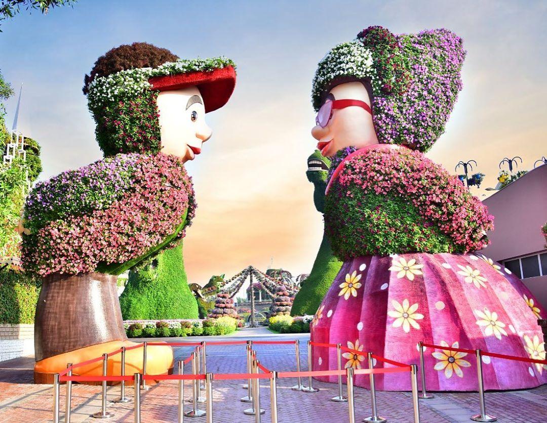 beautiful garden toys dubai miracle garden