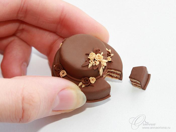 miniature cake chocolate annaoriona
