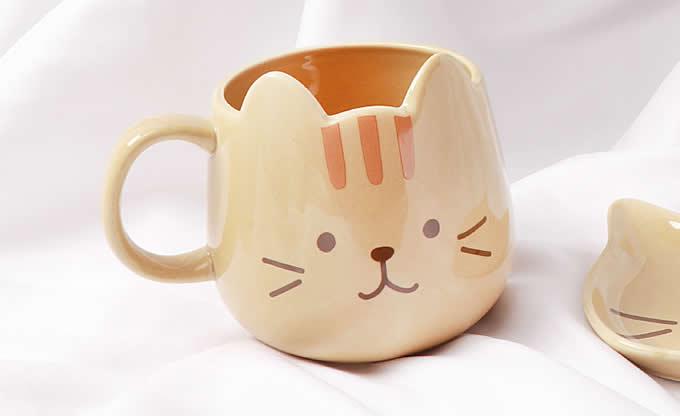 funny coffee mug design car